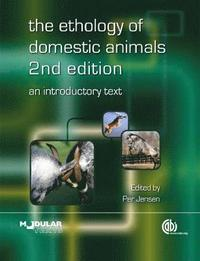 The Ethology of Domestic Animals: An Introductory Text (häftad)