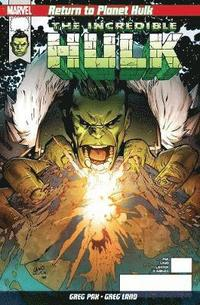 Return To Planet Hulk (häftad)