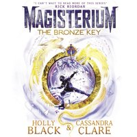 Magisterium: The Bronze Key (ljudbok)