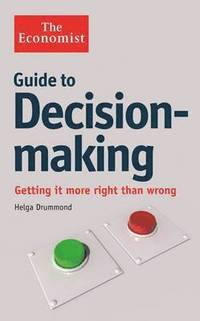 The Economist Guide to Decision-Making (häftad)