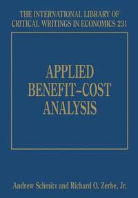 Applied Benefit-Cost Analysis (inbunden)