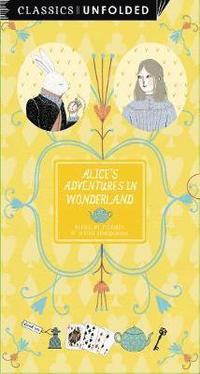 Classics Unfolded: Alice's Adventures in Wonderland (häftad)