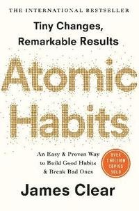 Atomic Habits (häftad)