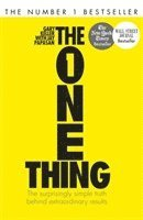 The One Thing (häftad)