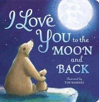 I Love You To The Moon And Back (kartonnage)