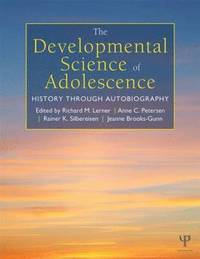 The Developmental Science of Adolescence (inbunden)