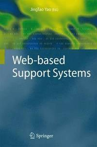 Web-based Support Systems (inbunden)