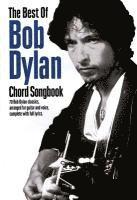 The Best Of Bob Dylan - Chord Songbook (häftad)
