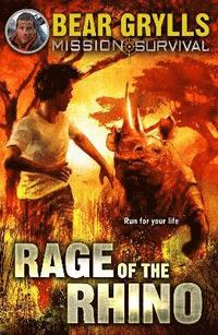 Mission Survival 7: Rage of the Rhino (häftad)