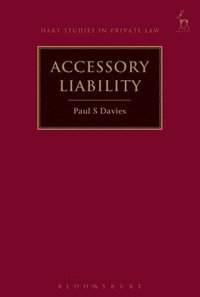 Accessory Liability (inbunden)