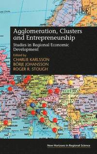 Agglomeration, Clusters and Entrepreneurship (inbunden)