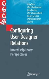 Configuring User-Designer Relations (häftad)