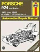Porsche 924 and Turbo 1976-82 Owner's Workshop Manual (häftad)
