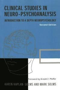 Clinical Studies in Neuro-psychoanalysis (häftad)