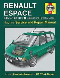 Renault Espace Service and Repair Manual (inbunden)