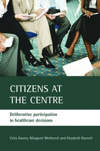 Citizens at the centre (häftad)