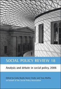 Social Policy Review 18 (inbunden)