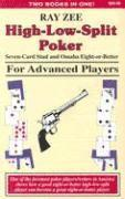 High-Low-Split Poker, Seven-card Stud and Omaha Eight-or-better for Advanced Players (häftad)