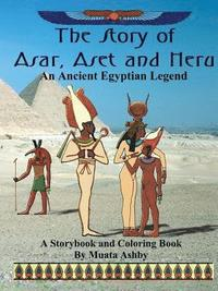 The Story of Asar, Aset and Heru av Muata Ashby (Häftad)