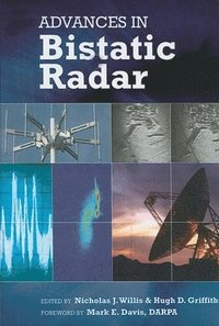 Advances in Bistatic Radar (inbunden)