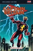 Captain Britain Vol.1: Birth Of A Legend (häftad)