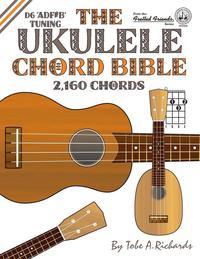 Ukulele Chord Bible (Häftad)