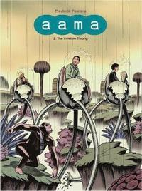 Aama 2: Invisible Throng (inbunden)