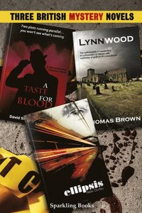 Three British Mystery Novels (e-bok)