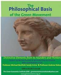 Philosophical Basis of the Green Movement (häftad)