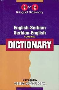 English-Serbian &; Serbian-English One-to-One Dictionary (inbunden)