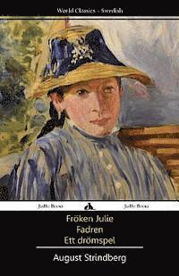 Tortedellemiebrame.it Fröken Julie/Fadren/Ett dromspel Image