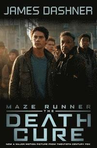 Maze Runner 3: The Death Cure (häftad)