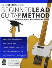 Beginner Lead Guitar Method (häftad)
