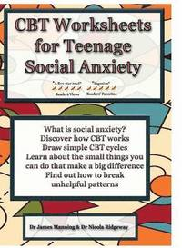 The CBT Manual on Social Anxiety for Teenagers av Dr James Manning, Nicola  Ridgeway (Bok)