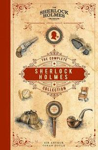 Sherlock Holmes: The Complete Collection (inbunden)