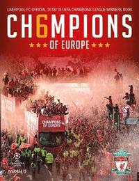 LIVERPOOL FC: CH6MPIONS OF EUROPE (inbunden)
