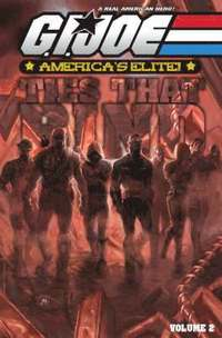 G. I. Joe: America's Elite - The Ties That Bind: v. 2 (häftad)