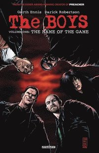 The Boys Volume 1: The Name of the Game (häftad)