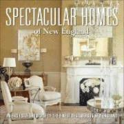 Spectacular Homes of New England (inbunden)