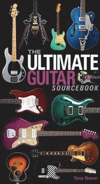 SOURCEBOOK THE ULTIMATE GUITAR