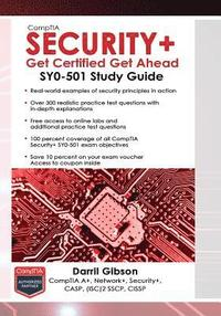 Comptia Security+ Get Certified Get Ahead: Sy0-501 Study Guide (häftad)