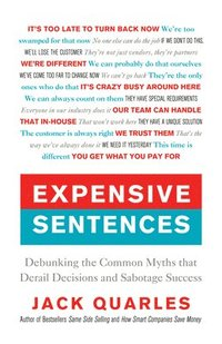Expensive Sentences (inbunden)