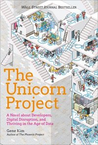 The Unicorn Project (inbunden)