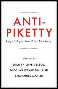 Anti-Piketty (häftad)