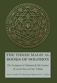 The Three Magical Books of Solomon (inbunden)