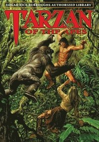 Tarzan of the Apes (inbunden)