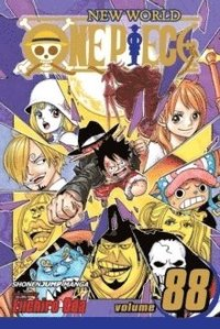 One Piece, Vol. 88 (häftad)