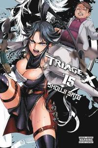 Triage X, Vol. 15 (häftad)