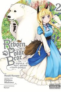 Reborn as a Polar Bear, Vol. 2 (häftad)