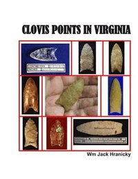 Clovis Points in Virginia (häftad)